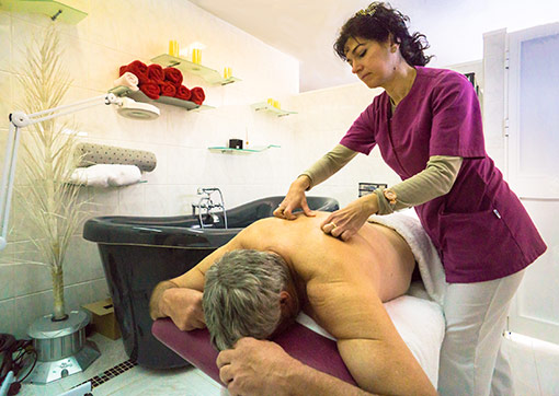 Best British Static Mobile Home Park Deep Massage