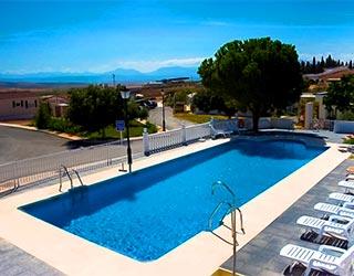 Pool-Mollina-Malaga