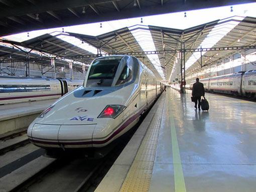 Train-Malaga