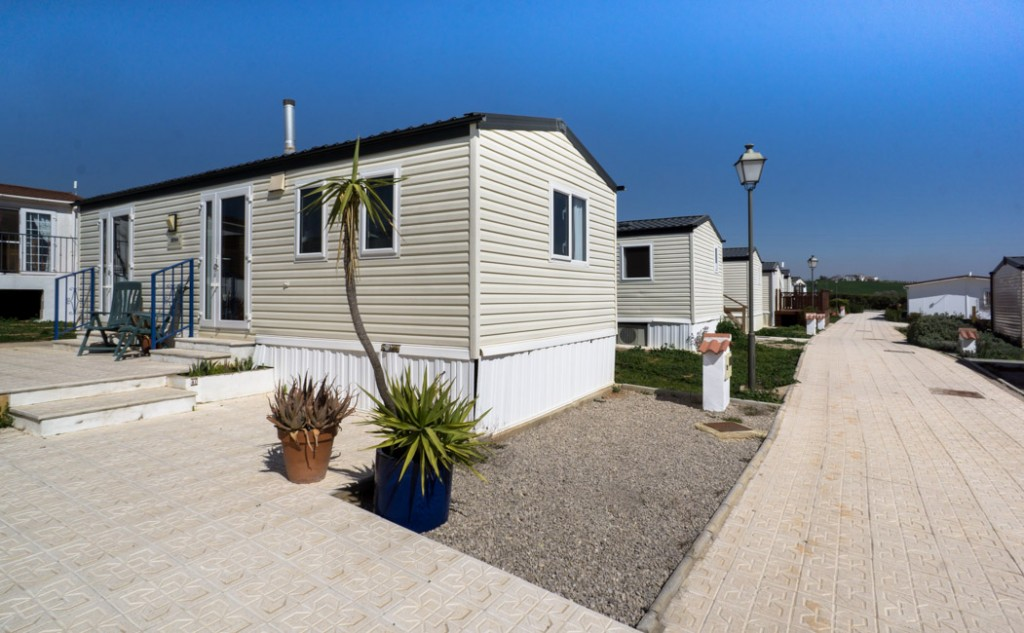 Static Holiday Caravan Sale Southern Spain