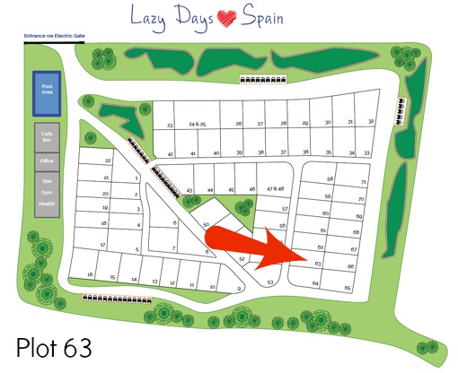 Lazy Days in Spain Plot 47-48